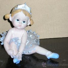 Muñecas Porcelana: BAILARINA DE PORCELANA. Lote 29586425