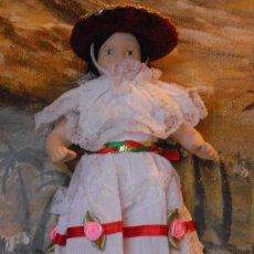 Muñecas Porcelana: MUÑECA DE PORCELANA - PRECIOSA MUÑECA DE PORCELANA . Lote 30093127