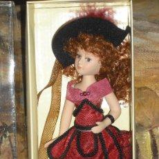 Muñecas Porcelana: MUÑECAS DE PORCELANA - PERTENECE A UNA COLECCION DE MUÑECAS DE PORCELANA. Lote 30112348