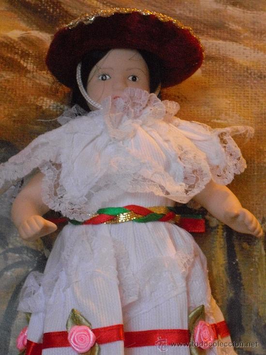 Muñecas Porcelana: MUÑECA DE PORCELANA - PRECIOSA MUÑECA DE PORCELANA - Foto 2 - 30093127