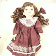 Muñecas Porcelana - MUÑECA DE PORCELANA - 30230688