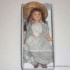 Muñecas Porcelana: MUÑECA DE PORCELANA DE UNOS 15 CM. Lote 30348735