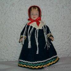 Muñecas Porcelana: MUÑECA DE PORCELANA - MUÑECAS DEL MUNDO. Lote 30650465