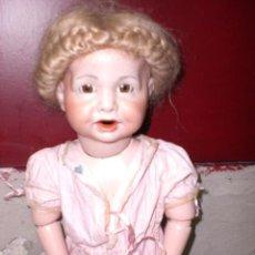 Muñecas Porcelana: MUÑECA DE REPRODUCCIO EN PORCELANA KAMMER&REINHARDT SIMON&HALBIG. Lote 30871216