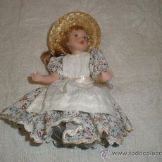 Muñecas Porcelana: MUÑECA PORCELANA. Lote 32378573