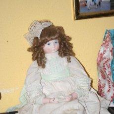 Muñecas Porcelana: ANTIGUA MUÑECA MUY RARA . Lote 32796541