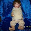 Muñecas Porcelana: MUÑECO ANTIGUO FS, C 1273/40Z DEPANIENT MEDIDA 43 CM . Lote 33018115
