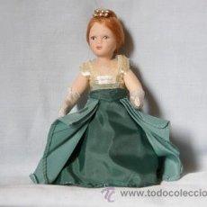 Muñecas Porcelana: MUÑECA KENSINTONG DE PORCELANA -LA ARISTOCRATA- ***NUEVA*** . Lote 33558285
