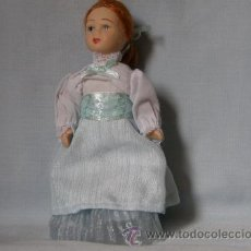 Muñecas Porcelana: MUÑECA KENSINTONG DE PORCELANA -LA MODISTA- ***NUEVA*** . Lote 33558325