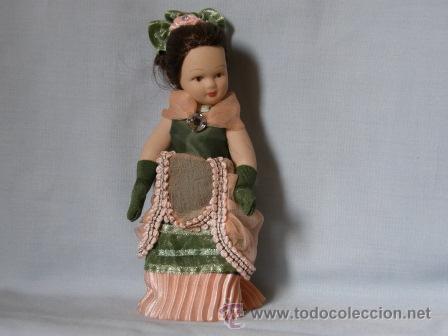 MUÑECA KENSINTONG DE PORCELANA- LA RICA HEREDERA - ***NUEVA*** (Juguetes - Muñeca Extranjera Moderna - Porcelana)