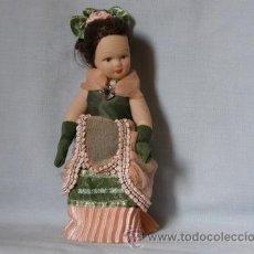 Muñecas Porcelana: MUÑECA KENSINTONG DE PORCELANA- LA RICA HEREDERA - ***NUEVA*** . Lote 33558500