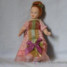 Muñecas Porcelana: MUÑECA KENSINTONG DE PORCELANA -LA BURGUESA- ***NUEVA*** . Lote 33558526