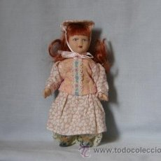 Muñecas Porcelana: MUÑECA KENSINTONG DE PORCELANA- LA HIJA DE LA BURGUESA- ***NUEVA*** . Lote 33558549