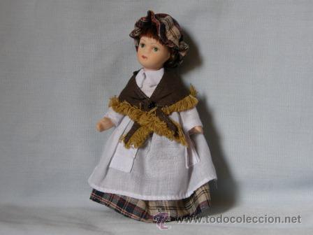 MUÑECA KENSINTONG DE PORCELANA -LA FLORISTA- ***NUEVA*** (Juguetes - Muñeca Extranjera Moderna - Porcelana)