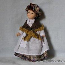 Muñecas Porcelana: MUÑECA KENSINTONG DE PORCELANA -LA FLORISTA- ***NUEVA*** . Lote 33558568