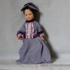 Muñecas Porcelana: MUÑECA KENSINTONG DE PORCELANA -LA CLIENTA- ***NUEVA*** . Lote 33558597