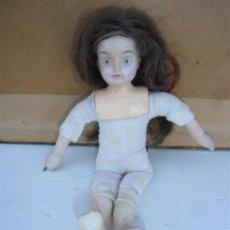 Muñecas Porcelana: PEQUEÑA MUÑECA DE PORCELANA. Lote 33681211