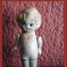 Muñecas Porcelana: MUÑECA DE PORCELANA DE 9 CM. AÑOS 20 JAPONESA. Lote 33712977