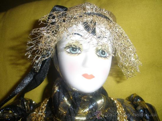 Muñecas Porcelana: detalle. - Foto 6 - 33772100