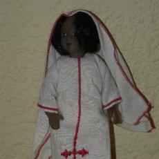 Muñecas Porcelana: ANTIGUA MUÑECA DE CERÁMICA - MORITA. Lote 33940206