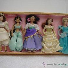 Muñecas Porcelana: MUÑECAS DISNEY-PRINCESAS . Lote 35261826
