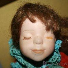 Muñecas Porcelana: PORCELANA MUÑECA . Lote 35466581