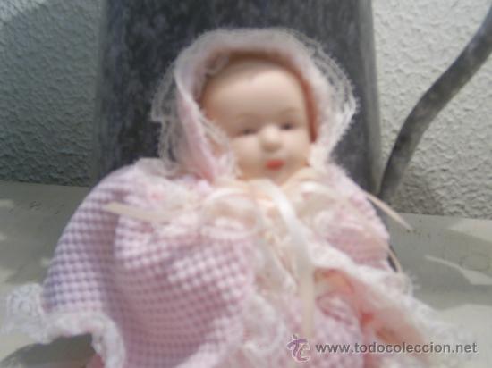 Muñecas Porcelana: BEBE PORCELANA REPRODUCCIÓN. - Foto 2 - 35790397