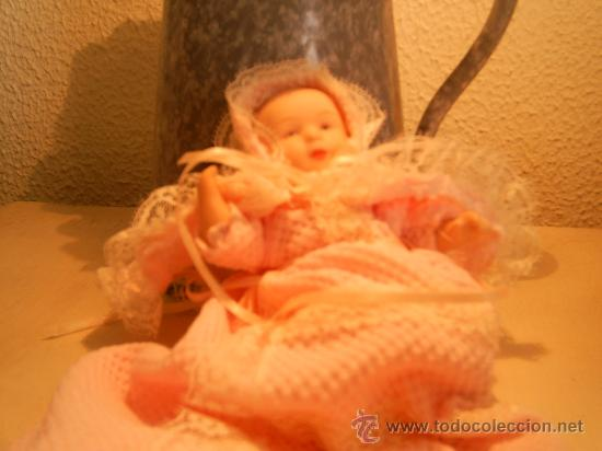 Muñecas Porcelana: BEBE PORCELANA REPRODUCCIÓN. - Foto 4 - 35790397