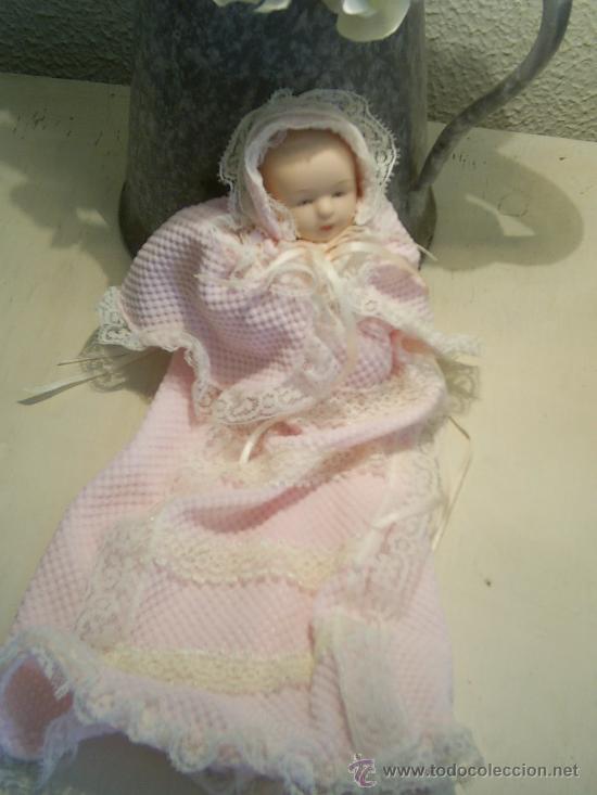 Muñecas Porcelana: BEBE PORCELANA REPRODUCCIÓN. - Foto 5 - 35790397