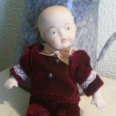Muñecas Porcelana: BEBÉ PORCELANA REPRODUCCIÓN. Lote 35808368