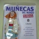 Muñecas Porcelana: COLECCION DE 10 MUÑECAS DEL MUNDO EN PORCELANA-RBA-NUEVAS. Lote 36319599