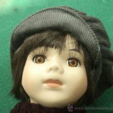 Muñecas Porcelana: ANTIGUO MUÑECO PORCELANA 41 CM. MUÑECA. Lote 36710328