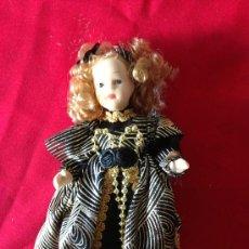 Muñecas Porcelana: MUÑECA DE PORCELANA. Lote 36823873