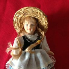 Muñecas Porcelana: MUÑECA DE PORCELANA. Lote 36824905
