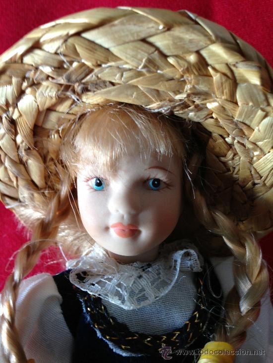 Muñecas Porcelana: MUÑECA DE PORCELANA - Foto 2 - 36824905
