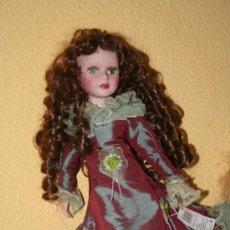 Muñecas Porcelana: MUÑECA DE PORCELANA REGAL ARTS. Lote 36846804