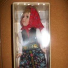 Muñecas Porcelana: MUÑECAS DEL MUNDO EN PORCELANA - Nº 45 - RUMANIA - SIN FASCICULO - CAJA SIN ABRIR. Lote 37897059