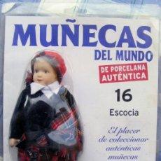 Muñecas Porcelana: MUÑECA DE PORCELANA , ENVIO CERTIFICADO EN ESPAÑA INCLUIDO. Lote 38962968