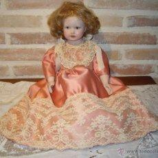 Muñecas Porcelana: ANTIGUA MUÑECA DE PORCELANA.,. Lote 39513232