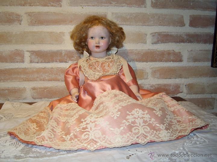 Muñecas Porcelana: ANTIGUA MUÑECA DE PORCELANA., - Foto 2 - 39513232