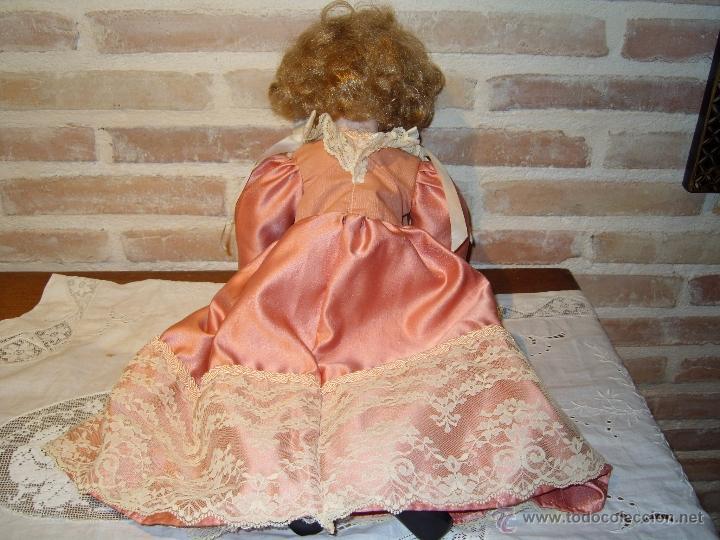 Muñecas Porcelana: ANTIGUA MUÑECA DE PORCELANA., - Foto 3 - 39513232