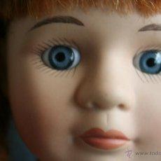 Muñecas Porcelana: MUÑECA DE PORCELANA MARCA PROMENADE. Lote 39721350