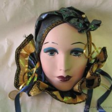 Muñecas Porcelana: CABEZA DE MUÑECA EN PORCELANA. Lote 39770561