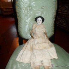 Muñecas Porcelana: MANIQUÍ DEL SXIX- POSIBLEMENTE INGLESA. Lote 40031199