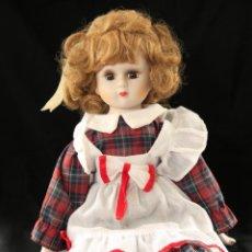 Muñecas Porcelana: MUÑECA PORCELANA SIN NOMBRE AUTOR. Lote 40626232