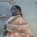 Muñecas Porcelana: MUÑECA DE PORCELANA DE LA COLECCIÓN PAÍSES DEL MUNDO. INDIA. Lote 40718572