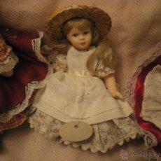 Muñecas Porcelana: MUÑECA DE PORCELANA. Lote 40760021