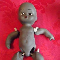 Muñecas Porcelana: MUÑECO TERRACOTA CON CUERDAS. Lote 40980516