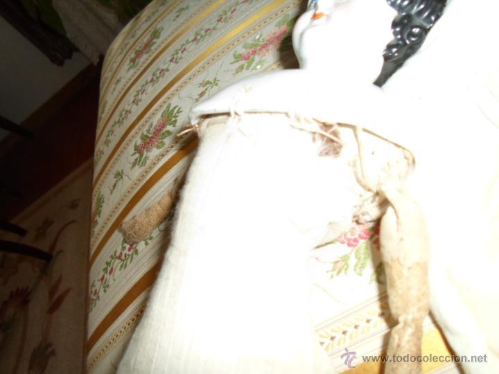 Muñecas Porcelana: Maniquí del SXIX- posiblemente Inglesa - Foto 17 - 40031199