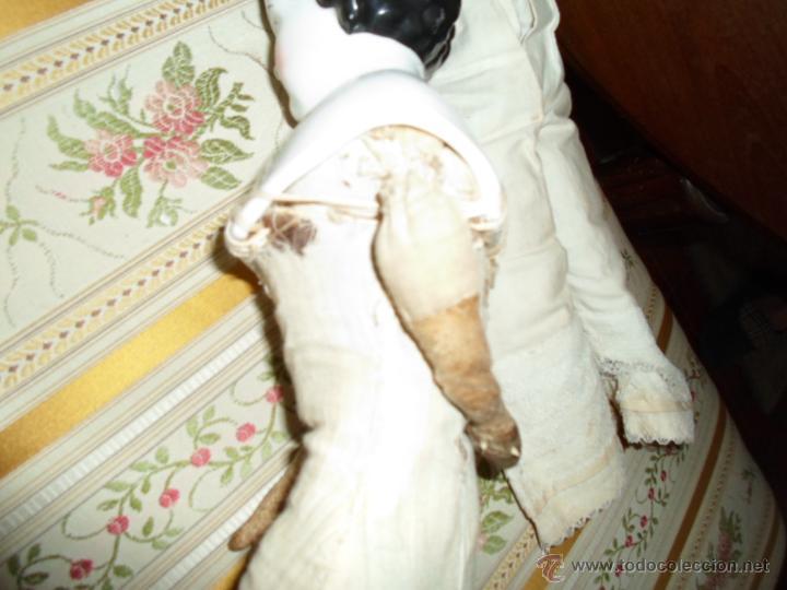 Muñecas Porcelana: Maniquí del SXIX- posiblemente Inglesa - Foto 19 - 40031199